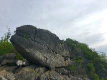 красивейший горный вид Стоковое фото RF