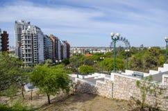 красивейший городской пейзаж Стоковая Фотография RF
