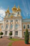 красивейший грандиозный дворец Стоковое Изображение RF