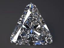 Красивейший диамант представляет Стоковые Фотографии RF
