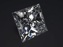 Красивейший диамант Стоковое Фото