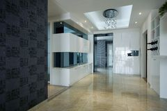 красивейший дом декора Стоковое фото RF