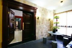 красивейший дом украшения новый стоковое фото rf