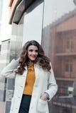 красивейший девушки портрет outdoors Стоковая Фотография RF