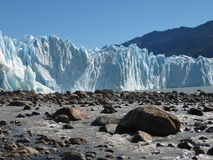 красивейший ледник Стоковое фото RF