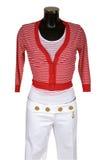 красивейший женский костюм Стоковые Фотографии RF