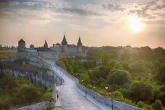 красивейший замок Стоковое Изображение