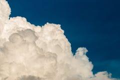 красивейший заход солнца неба 1 предпосылка заволакивает пасмурное небо Стоковое Изображение