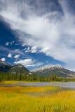 красивейший канадский ландшафт Стоковая Фотография RF