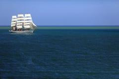 красивейший корабль высокорослый Стоковое фото RF