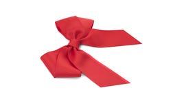 красивейший красный цвет смычка Стоковые Фото