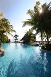 красивейший курорт Стоковое Изображение RF