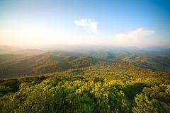 Красивейший ландшафт горы Стоковая Фотография RF
