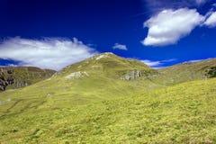 Красивейший ландшафт горы Стоковое Фото