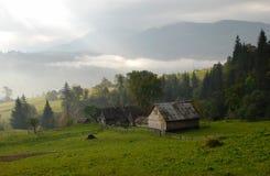 красивейший ландшафт страны Стоковое фото RF