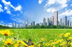 красивейший ландшафт Стоковые Изображения