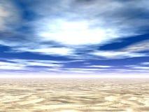 красивейший ландшафт Стоковое Фото