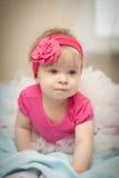 Красивейший маленький младенец. Стоковые Фотографии RF