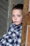 красивейший мальчик Стоковое Изображение RF