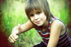 Красивейший мальчик Стоковая Фотография RF