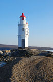 красивейший маяк Стоковое Изображение