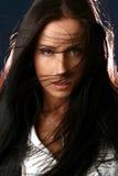красивейший модельный портрет Стоковое Фото