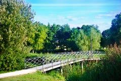 красивейший мост Стоковые Изображения