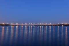 красивейший мост Стоковые Изображения RF