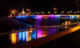 красивейший мост Стоковая Фотография