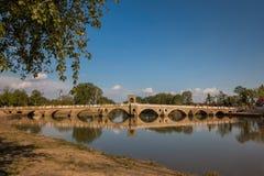 красивейший мост Стоковые Фото