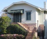 Красивейший дом кирпича Стоковые Изображения RF