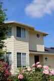 Красивейший дом семьи Стоковое Фото