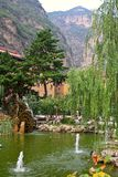 Красивейший парк Стоковая Фотография
