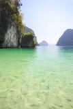 Красивейший пляж Стоковая Фотография RF