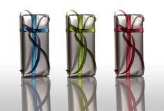 красивейший подарок коробок Стоковое Фото