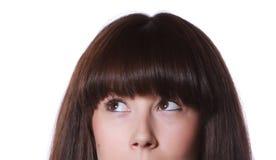 красивейший подросток портрета Стоковое Изображение RF