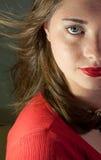 красивейший подросток стоковое изображение rf