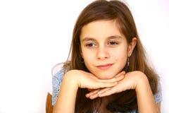 красивейший подросток Стоковые Изображения