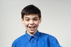 красивейший портрет мальчика стоковые изображения