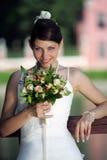 красивейший портрет невесты Стоковое фото RF