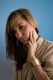 красивейший портрет повелительницы Стоковая Фотография RF