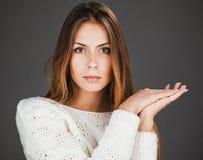 красивейший портрет повелительницы стоковое фото rf
