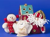Красивейший праздник рождества Стоковые Фото