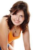 красивейший представлять девушки Стоковая Фотография RF