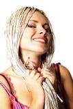 красивейший представлять девушки Стоковое Фото