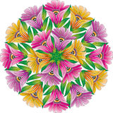 Красивейший пук цветков Стоковые Фотографии RF