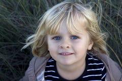 красивейший ребенок меньший портрет Стоковые Изображения RF