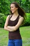 красивейший русский девушки Стоковая Фотография