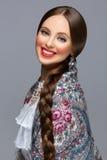 красивейший русский девушки Стоковое Изображение RF