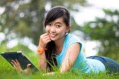 Красивейший студент Стоковая Фотография